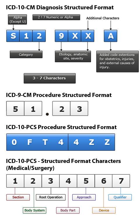 what are icd 10 procedure codes