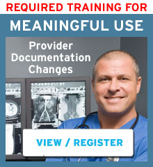 Required Training for Meaningful Use