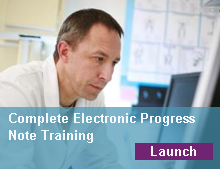 Complete Electronic Progress Note Training